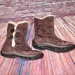 Merrell | waterproof insulated boots